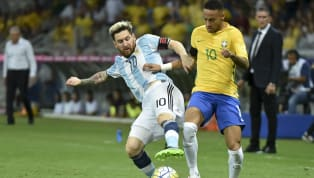 Brazil booked their place in theCopa America quarter-finals with a 5-0 victory over Peruand they could very wellend up facing Argentina in the next round....
