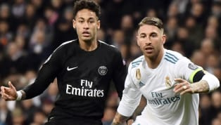 Real Madridcaptain Sergio Ramos has declared Neymar to beone of the top three players in the worldasspeculation with regards tothe Brazilian's move to...