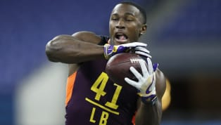 ​With the fifth overall pick in the NFL Draft, the Tampa Bay Buccaneers have selected LSU linebacker Devin White. White has been viewed as the consensus top...