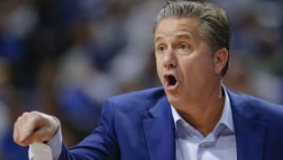 John Calipari Provides Inexcusable Reason Why Kentucky Didn't Call Timeout Against Seton Hall