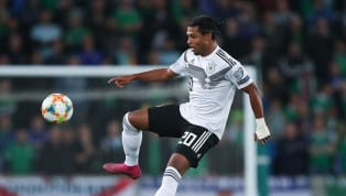 Germany coach Joachim Low has heaped praise on forward Serge Gnabry after he scored a goal against Northern Ireland to help the Germans end the match with a...
