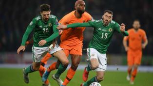 2020 Avrupa Futbol Şampiyonası Elemeleri C Grubu 9. hafta mücadelesinde Hollanda, Kuzey İrlanda deplasmanından 0-0'lık beraberlikle ayrıldı. Galatasaray'ın...