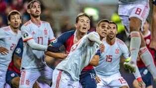 España ayer se dejó dos puntos en Noruega en la última jugada... y aplazó de momento su clasificación para la Eurocopa del verano que viene, aunque es...
