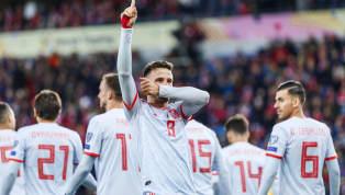 A partir de los datos brindados por la web Transfermarkt, este es el once inicial de futbolistas españoles con mayor valor de mercado actualmente. El portero...