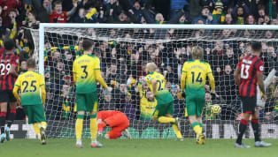 nter A Teemu Pukki penalty was enough to end Norwich's nine-game wait for a Premier League win, with the Canaries beating Bournemouth 1-0 on Saturday to pull...