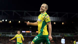 Teemu Pukki, baby! Teemu Pukki, woah! Teemu Pukki, baby! Teemu Pukki, woah! Bellowing outthat linguistically brilliant song is theonly fittingway to pay...
