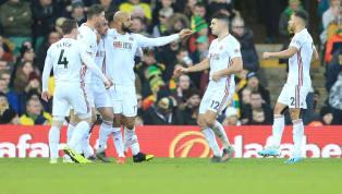 İngiltere Premier Lig'in 16. hafta randevusunda Norwich Citykendi evinde konuk ettiği Sheffield United'a 2-1 mağlup oldu. Konuk ekibin golleri; 49. dakikada...
