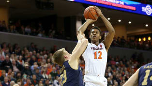 ​This was not the same Virginia Cavaliers squad that struggled against an unranked Notre Dame squad on Saturday. ​Tony Bennett's team did have a problem...