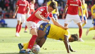 West Ham Defender Sam Byram Undergoes Surgery After Injury Blow On Loan at Nottingham Forest