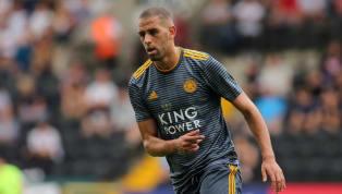Claudio Ranieri Considering Bringing On-Loan Leicester Striker Islam Slimani to Fulham in January
