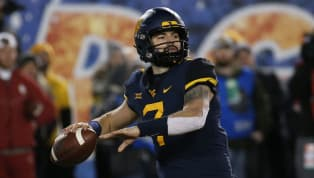 Will Grier Elects to Skip West Virginia's Bowl Game Against Syracuse to Prepare for NFL Draft