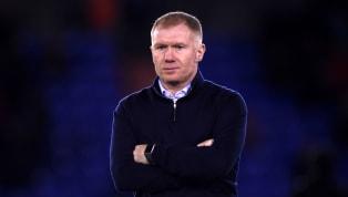 So hat sich Paul Scholes wahrscheinlich seine erste Station als Cheftrainer nicht vorgestellt. Am Donnerstagabend gab der ehemaligeManchester-United-Star...