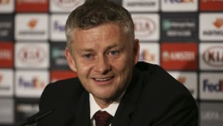 """Manchester Unitedmanager Ole Gunnar Solskjaer revealed in his post-match interview that he was""""very happy""""with how his side performed during their 0-0..."""
