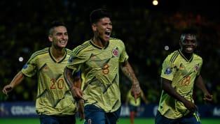 El volante de River Plate fue la figura absoluta del partido en el que Colombia arrasó por 4-0 a Ecuador. De este modo, los 'cafeteros' pudieron reponerse de...