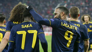 Arsenal just about did enough to topple Olympiacos in the first leg of their Europa League round of 32 tie on Thursday evening, narrowly beating the Greek...