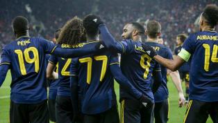  การแข่งขันฟุตบอลยูฟ่า ยูโรปาลีก 2019/20 รอบ 32 ทีมสุดท้ายวันแข่งขันคืนวันพฤหัสบดีที่ 20 กุมภาพันธ์ 2020เวลาแข่งขัน03.00 น....