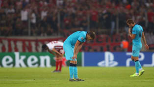 eece Tottenham Hotspur threw away a two-goal lead against Olympiacos on Wednesday evening, as the home side fought back to claim a precious point in their...