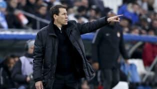 Coach Garcia est pointé du doigt par bon nombre de supporters mais il a toujours la confiance de ses dirigeants qui ne semblent pas vouloir se séparer de lui....