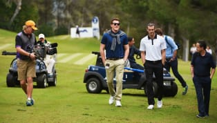 ​The 2019 US Open has thrown up some exciting moments as the world's finest golfers face off for supremacy, but could any professional footballers hold their...