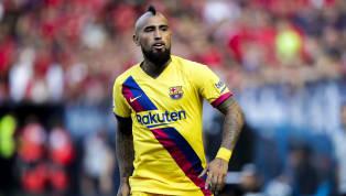Pointé du doigt par certains observateurs sur ses prestations mitigées sous le maillot du Barça,Antoine Griezmann peut compter sur le soutient d'Arturo Vidal...