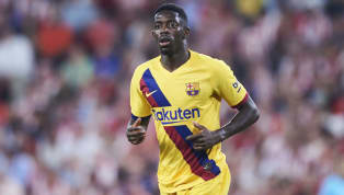​Ousmane Dembele is in the eye of the storm at ​Barcelona again after reportedly covering up the extent of the injury he picked up during Friday's 1-0 loss to...