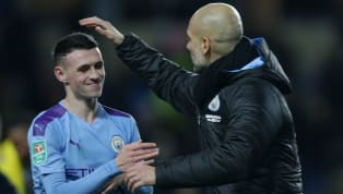 Pep Guardiola has hinted that Phil Foden could start for his side in Sunday's Manchester derby. 19-year-old Foden has made 25 appearances in all competitions...