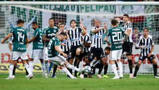 Habituado a formar cobradores de falta de excelência ao longo de sua história - Zico, Juninho Pernambucano, Ronaldinho, isso para citar apenas alguns poucos...