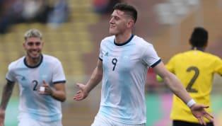 Adolfo Gaich es uno de los jugadores del momento en elfútbol argentino.Está brillando en las selecciones juveniles, comenzó a ganar minutos con San...