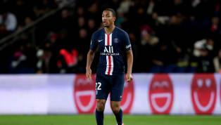 Positionné hier sur le coté gauche de la défense parisienne en l'absence de l'Espagnol Juan Bernat et du Français Layvin Kurzawa, le numéro 22 duPSGa...