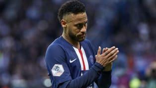 Nadie entiende nada en torno aNeymar. El brasileño pareció estar fuera del París Saint-Germain este verano al apostarclaramente por el Barcelona, pero...