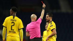 Emre Can wurde von der UEFA für die kommenden beiden Europapokal-Spiele gesperrt. Der 26-Jährige hatte beim Achtelfinal-Aus desBVBin derChampions...