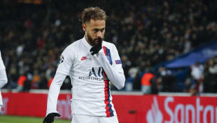 "Neymar has said he is ""happy"" where he is at Paris Saint-Germain, despite previously stating in public his desire to return to former club Barcelona. The..."