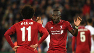 Win Sadio Mane and Mohamed Salah have become the first Liverpool pair to each register at least 20 goals in consecutive seasons since Ian Rush and Kenny...