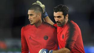 Alors que la hiérarchie des gardiens de but n'est pas toujours des plus clairs au Paris Saint-Germain, Gianluigi Buffon indiquequ'il ne serait pas contre...
