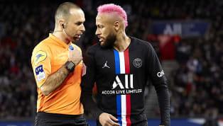 Eram jogados 36 minutos da partida entre Paris Saint-Germain e Montpellier, neste sábado, quandoNeymar, na ponta esquerda de ataque, resolveu dar uma...