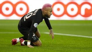 Victime d'une lésion chondro-costale lors de la première mi-temps face à Montpellier, Neymar est forfait ce mardi soir la pelouse du FC Nantes et pourrait...