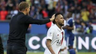 Paris Saint-Germain manager Thomas Tuchel has heaped praise on Neymar following his great form so far this season. The Brazilian has scored 11 times from 12...