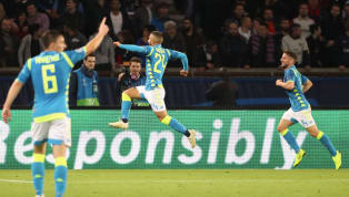 arts Napoli were denied a valuable three points in Paris on Wednesday night, as Angel di Maria's late equaliser spared the blushes of the Parisian side after...