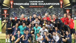 Le Paris Saint-Germain s'est imposé 2 buts à 1 face au Stade Rennais dans ce Trophée des Champions. Au terme d'un match plaisant, les Parisiens remportent...