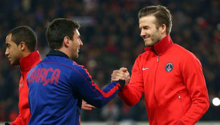 Barcelonasuperstar, Lionel Messi's father has reportedly met with representatives of David Beckham's new Major League Soccer (MLS) club, Inter Miami over a...