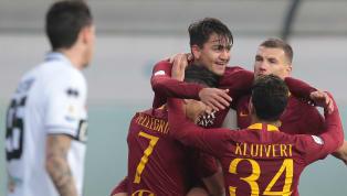 İtalya Serie A'nın 19. hafta mücadelesinde Roma, dış sahada Parma'yı 2-0 mağlup ederken, milli futbolcuCengiz Ünder1 gol ve 1 asistle karşılaşmanın...