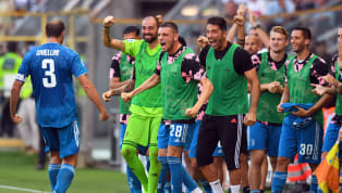 Win Juventus started their defence of the Serie A title with a trademark victory over Parma atStadio Ennio Tardini on Saturday night. The defending...