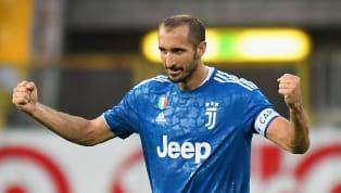 Giorgio Chiellini, capitano e difensore dellaJuventusattualmente fuori per infortunio, ha parlato dall'Allianz Stadium di fronte ai Junior reporter...