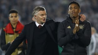 """Manchester United manager Ole Gunnar Solskjaer claims Anthony Martial needs to become """"obsessed with scoring goals"""" if he wants to continue improving as the..."""