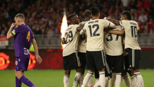 ​Manchester United began their pre-season with a comfortable 2-0 victory over Perth Glory in Australia, with goals from Marcus Rashford and 18-year-old James...