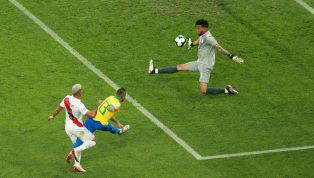 La selección brasileña cerró su participación en la primera fase de la edición 2019 de la Copa América, derrotando con un abultado marcador de 5-0 a su...