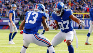 Odell Beckham Jr's Injury Status Could Have Big Fantasy Impact on Sterling Shepard and Eli Manning