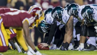 ​The post-Nick Foles era in ​Philadelphia will start (again) when Carson Wentz and the Eagles head down to the nation's capital to lock horns with their...