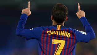 Manchester Unitedmanager Ole Gunnar Solskjaer has responded after beingasked about the possibility of signing Barcelona star Philippe Coutinho in the...