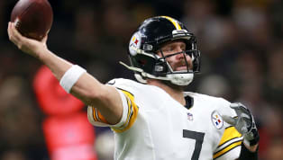 With Antonio Brown in Oakland and Le'Veon Bell in New York, the ​Pittsburgh Steelers have gone all in on ​Ben Roethlisberger. With the 37-year-old​ showing...